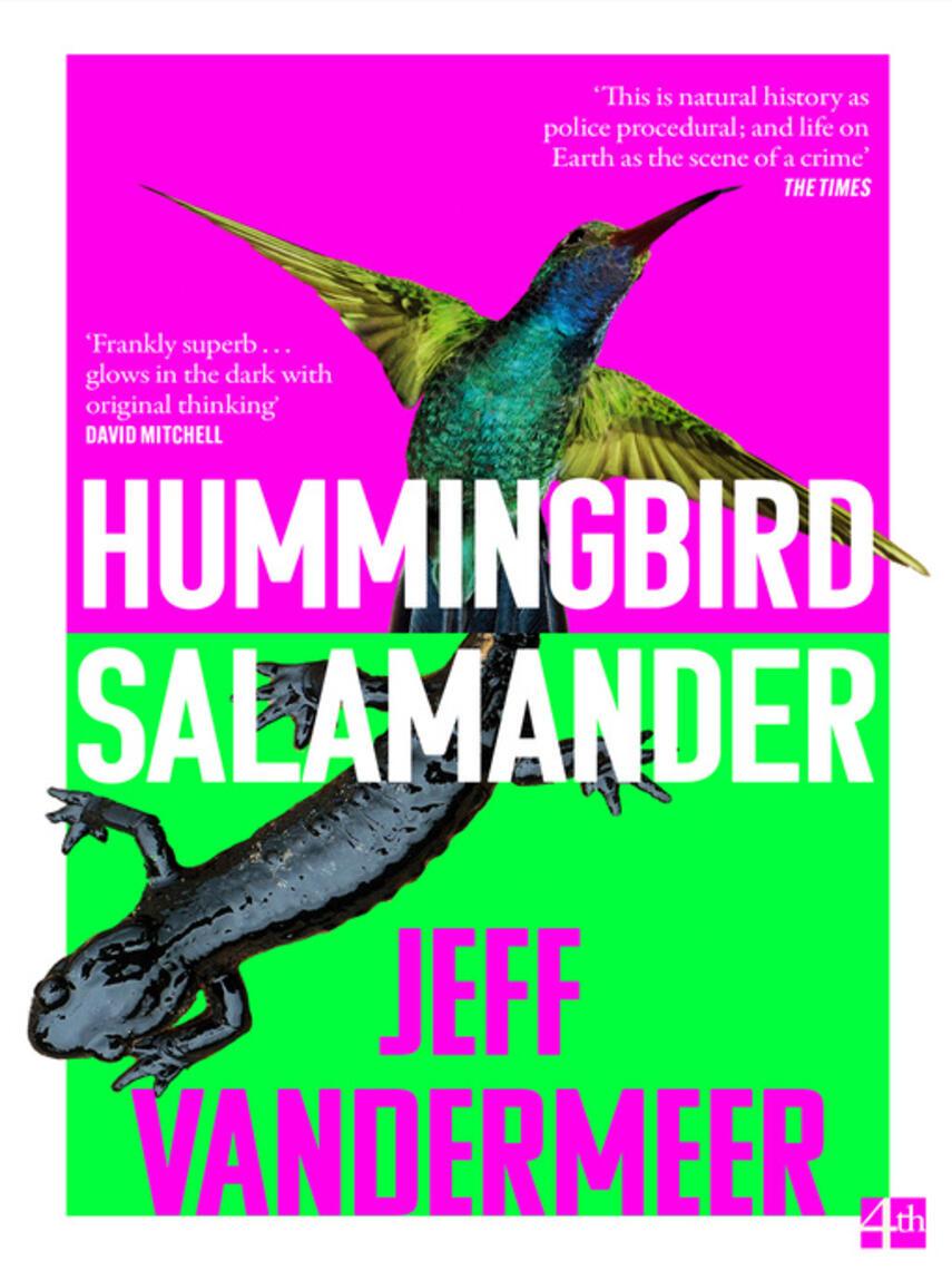Jeff Vandermeer: Hummingbird salamander