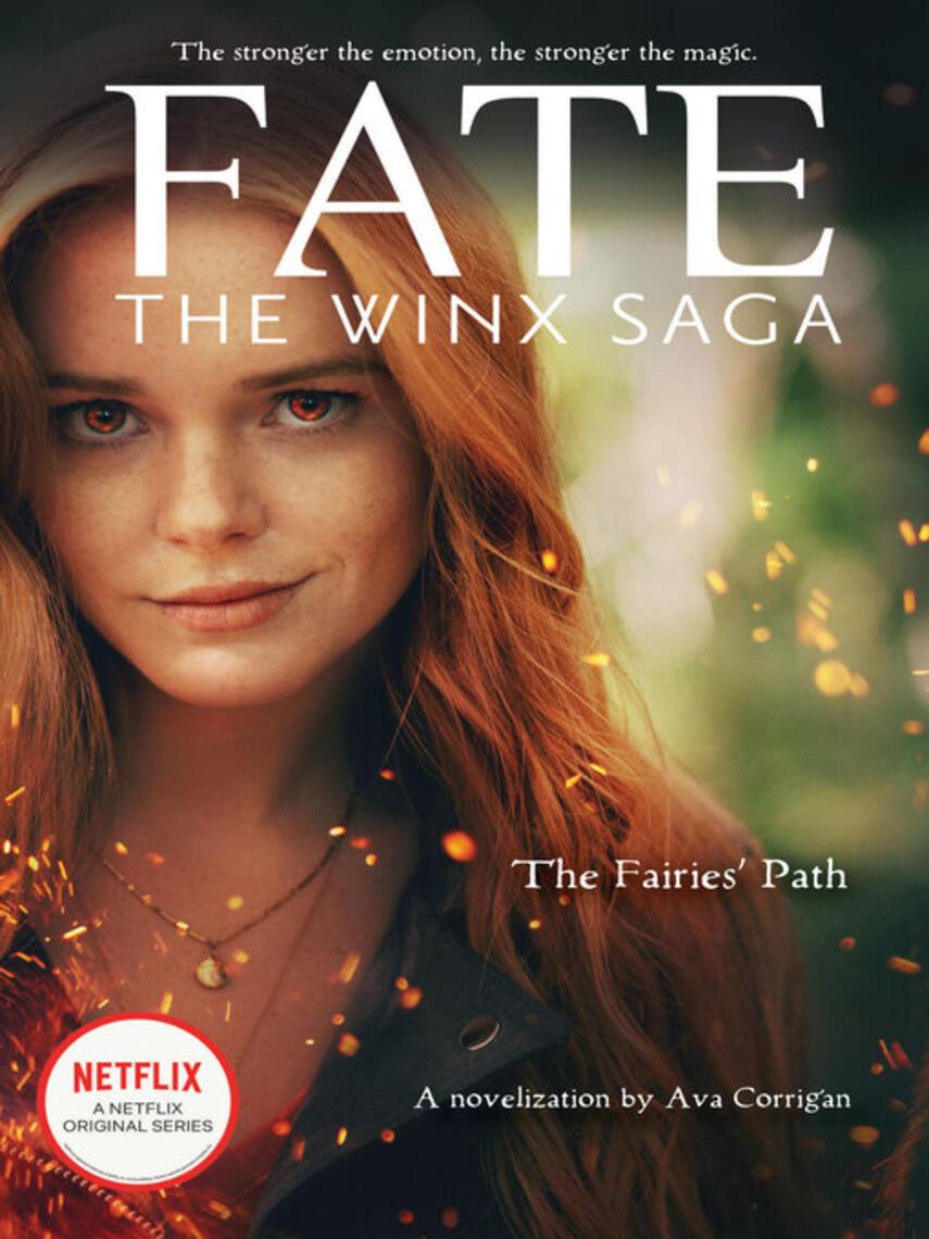 Ava Corrigan: The fairies' path : Fate: the winx saga tie-in novel