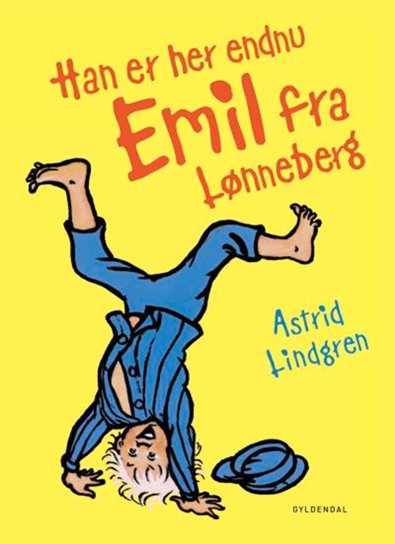 Astrid Lindgren: Han er her endnu - Emil fra Lønneberg