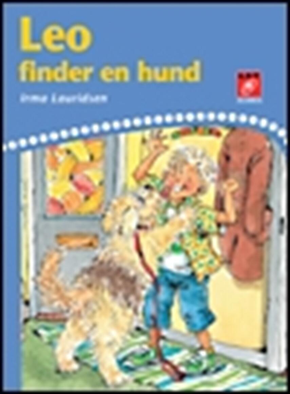 Irma Lauridsen (f. 1948): Leo finder en hund