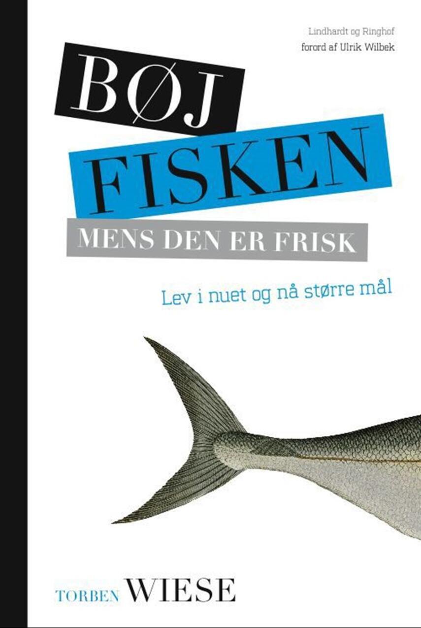 Torben Wiese: Bøj fisken mens den er frisk : lev i nuet og nå større mål