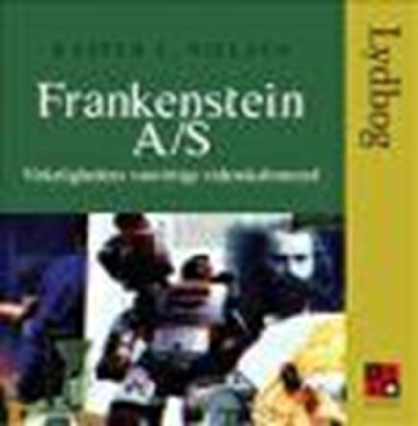 Kasper E. Nielsen (f. 1970-12-24): Frankenstein A/S