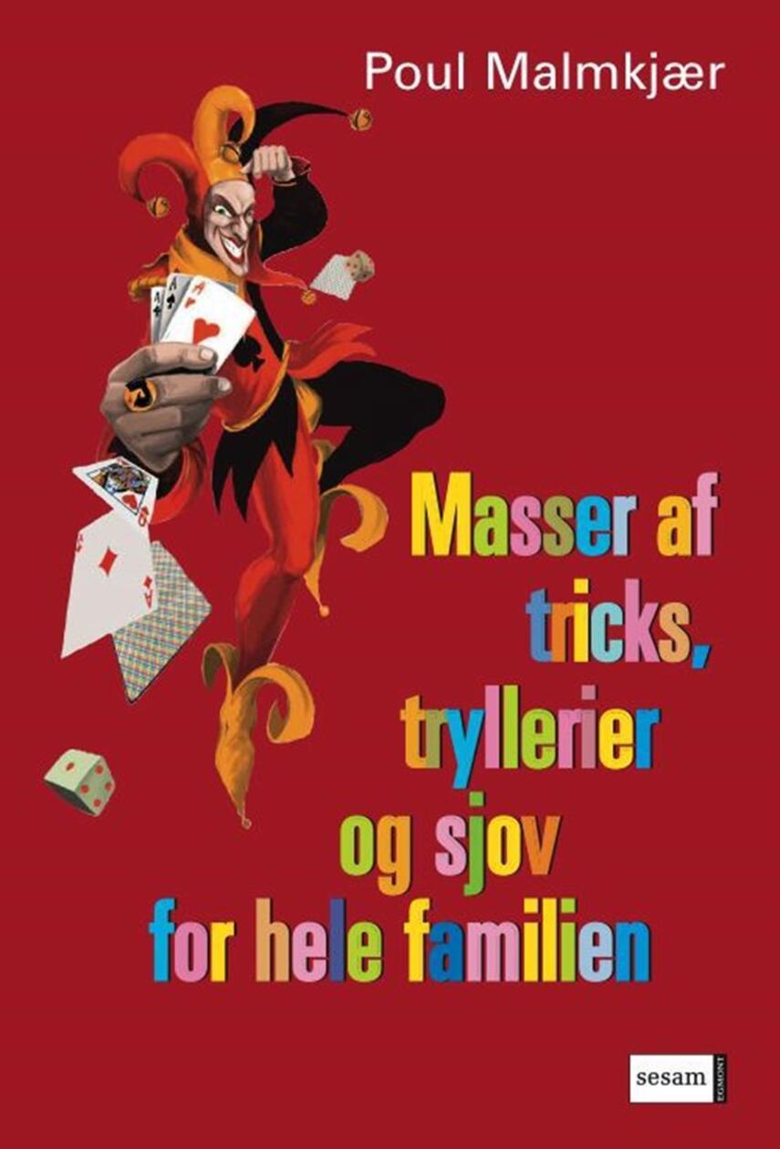 1bb3195e3d0 Ting object | Masser af tricks, tryllerier og sjov for hele familien ...