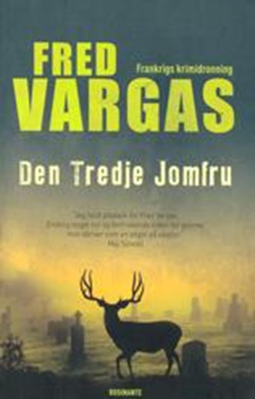 Fred Vargas: Den tredje jomfru