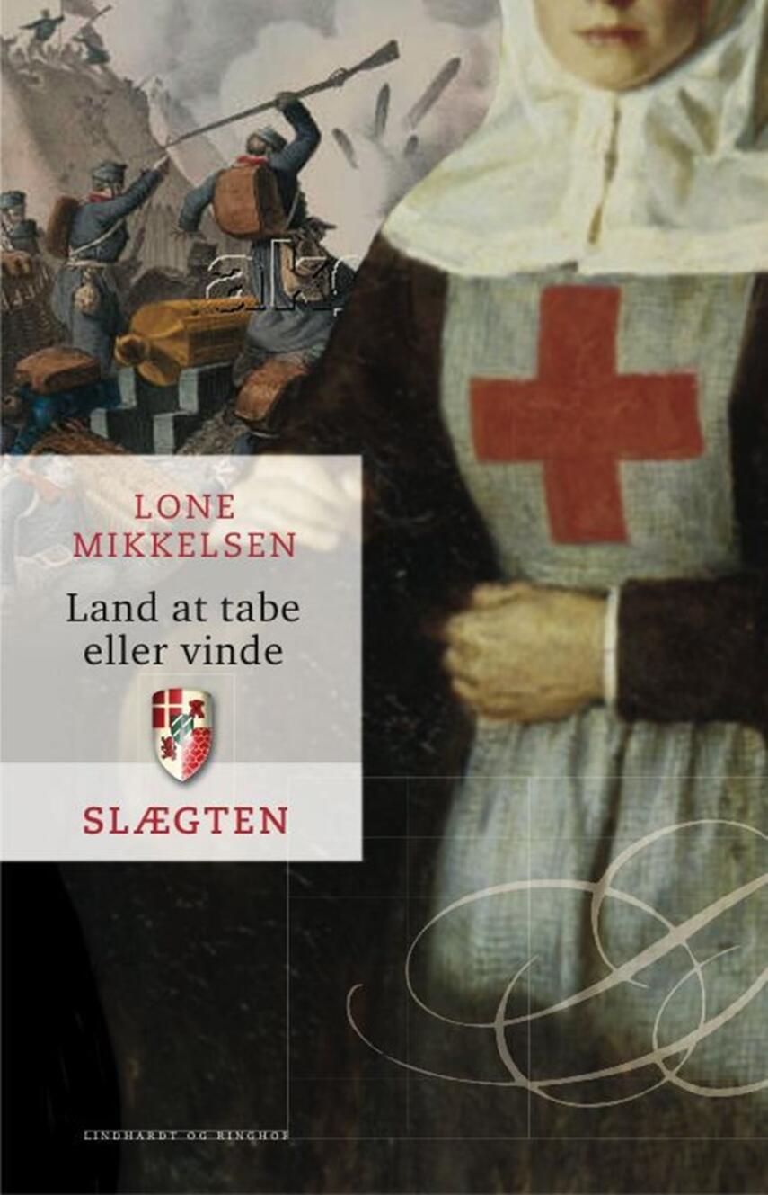Lone Mikkelsen (f. 1954): Land at tabe eller vinde