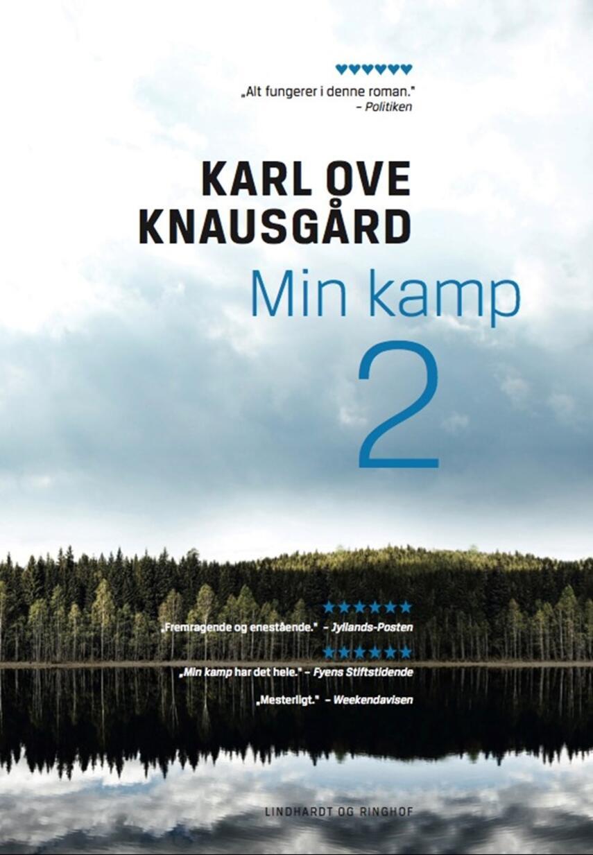 Karl Ove Knausgård: Min kamp. 2