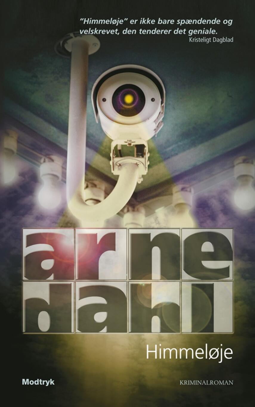 Arne Dahl (f. 1963): Himmeløje : kriminalroman