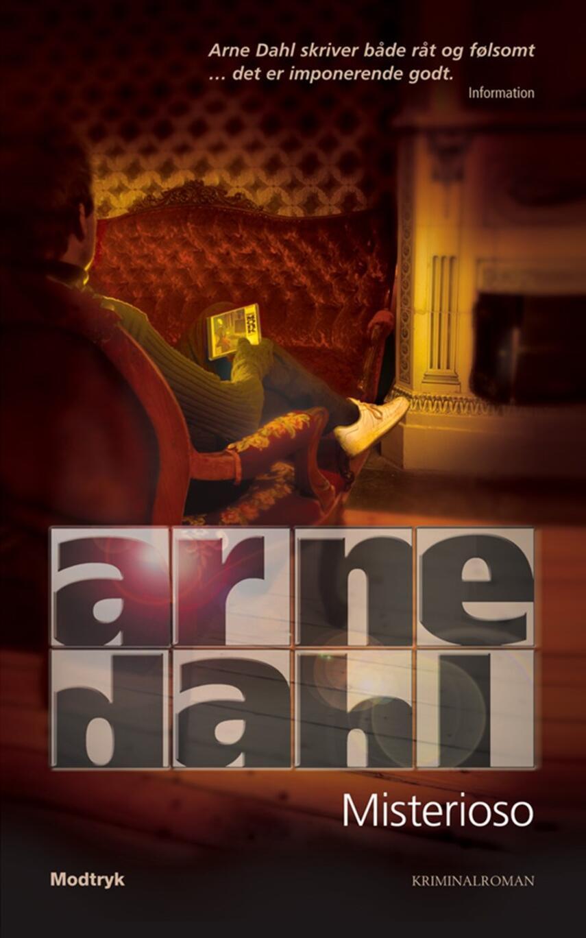 Arne Dahl (f. 1963): Misterioso : kriminalroman