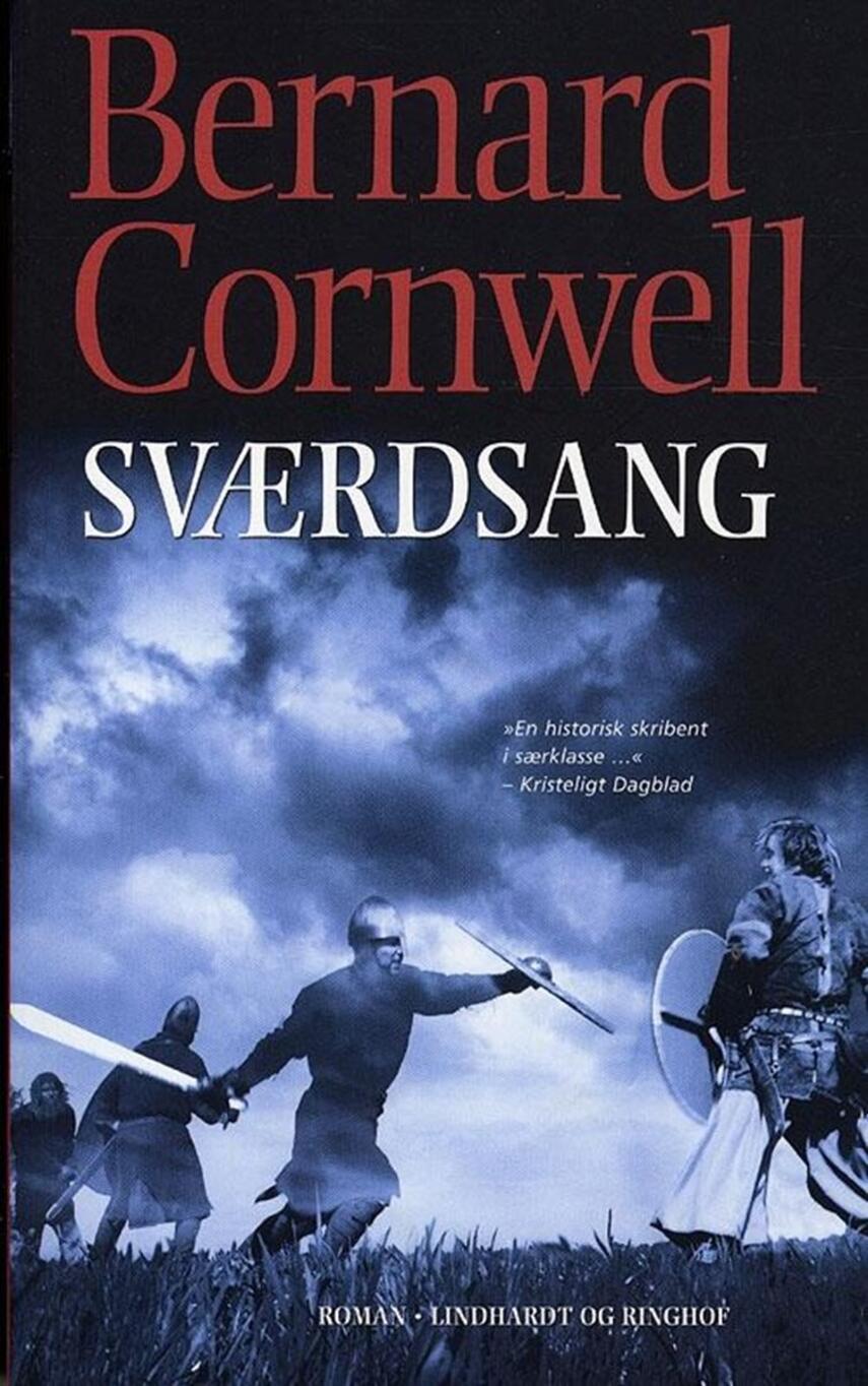 Bernard Cornwell: Sværdsang