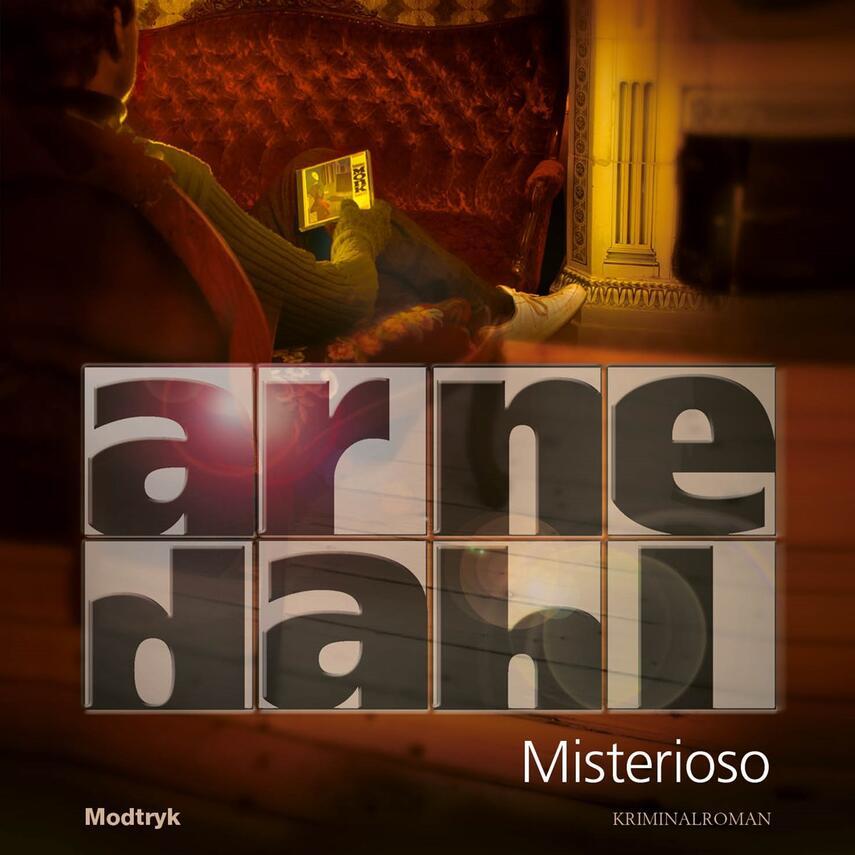 Arne Dahl (f. 1963): Misterioso