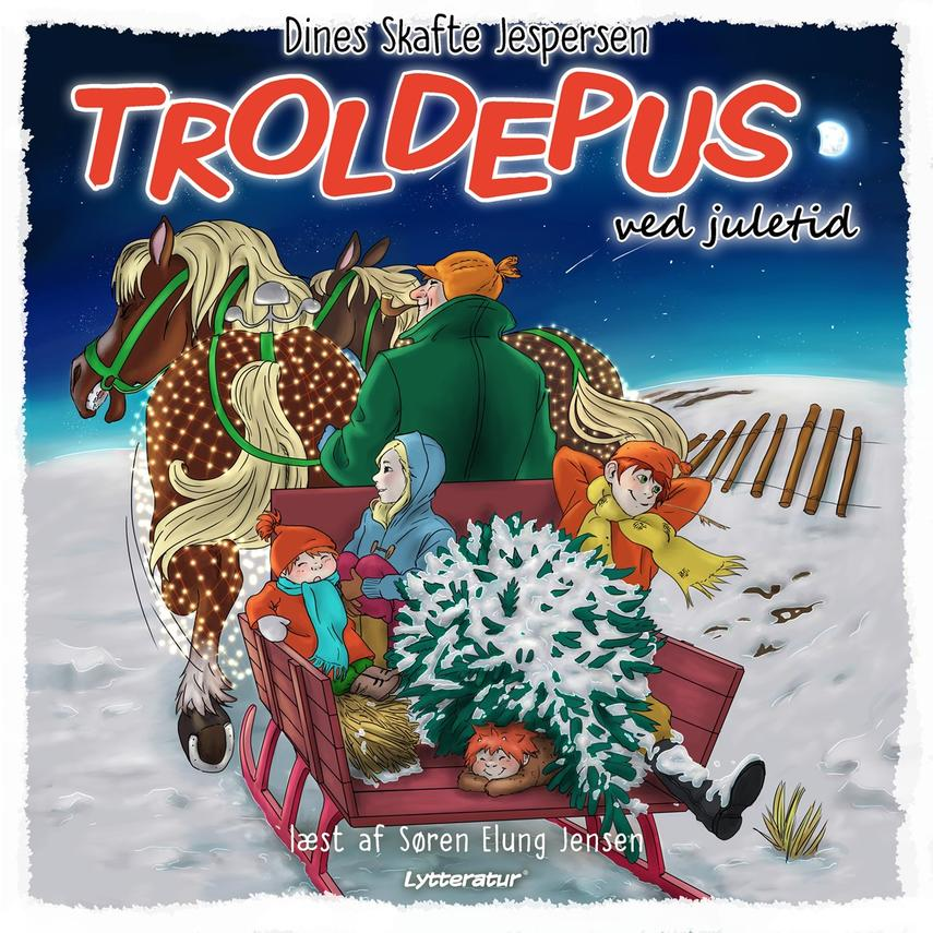 Dines Skafte Jespersen: Troldepus ved juletid