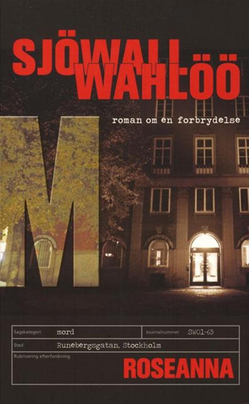 Maj Sjöwall, Per Wahlöö: Roseanna (Ved Bjarne Nielsen)