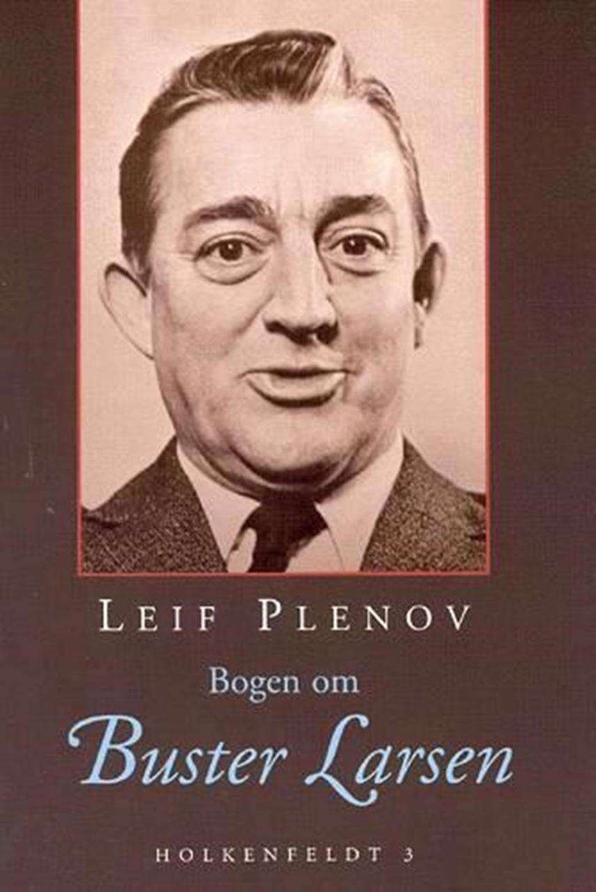 Leif Plenov: Bogen om Buster Larsen