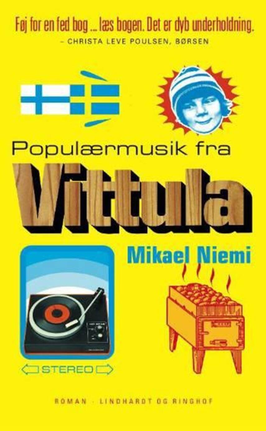 Mikael Niemi: Populærmusik fra Vittula
