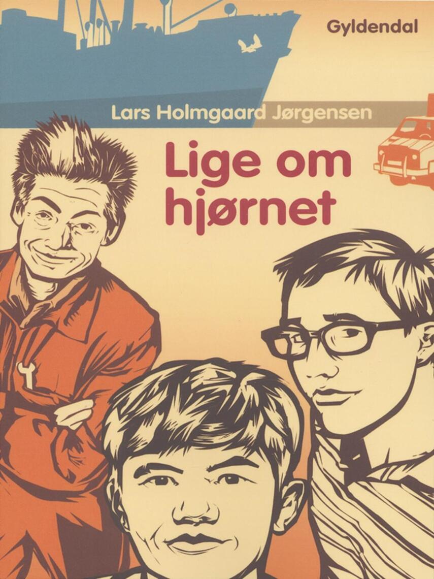 Lars Holmgård Jørgensen: Lige om hjørnet