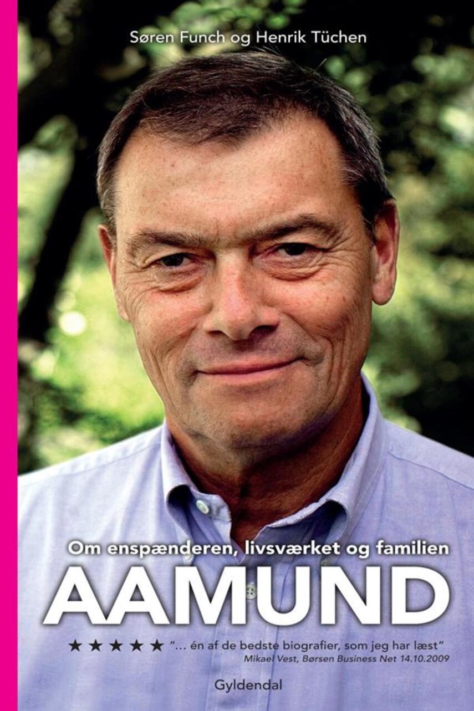 Søren Funch, Henrik Tüchsen: Aamund : om enspænderen, livsværket og familien