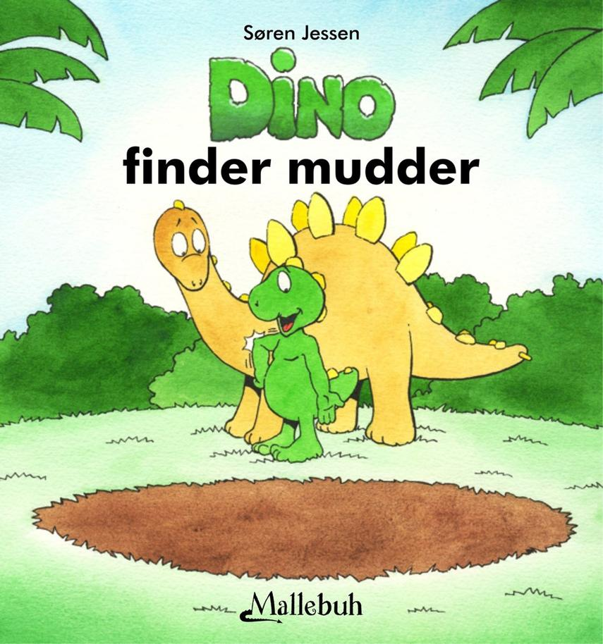 Søren Jessen (f. 1963): Dino finder mudder