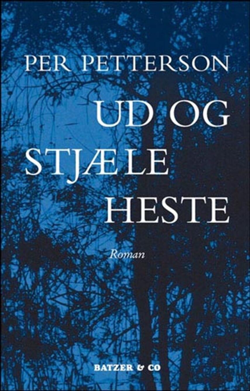 Per Petterson: Ud og stjæle heste : roman