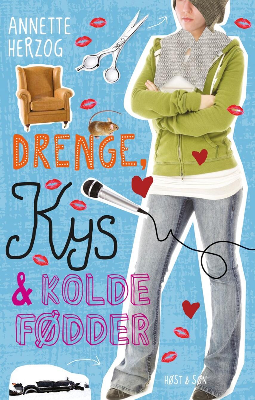 Annette Herzog: Drenge, kys & kolde fødder