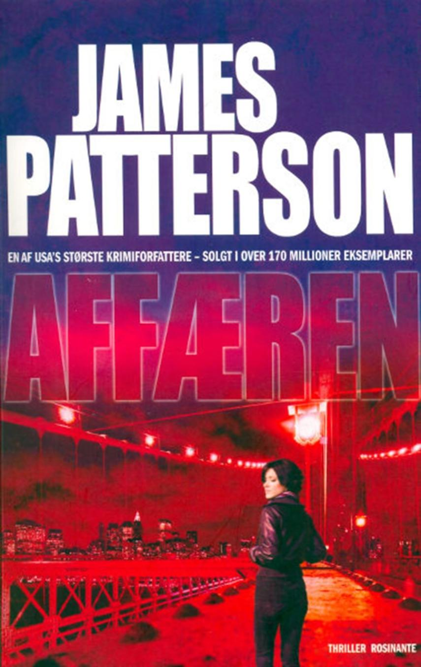 James Patterson: Affæren