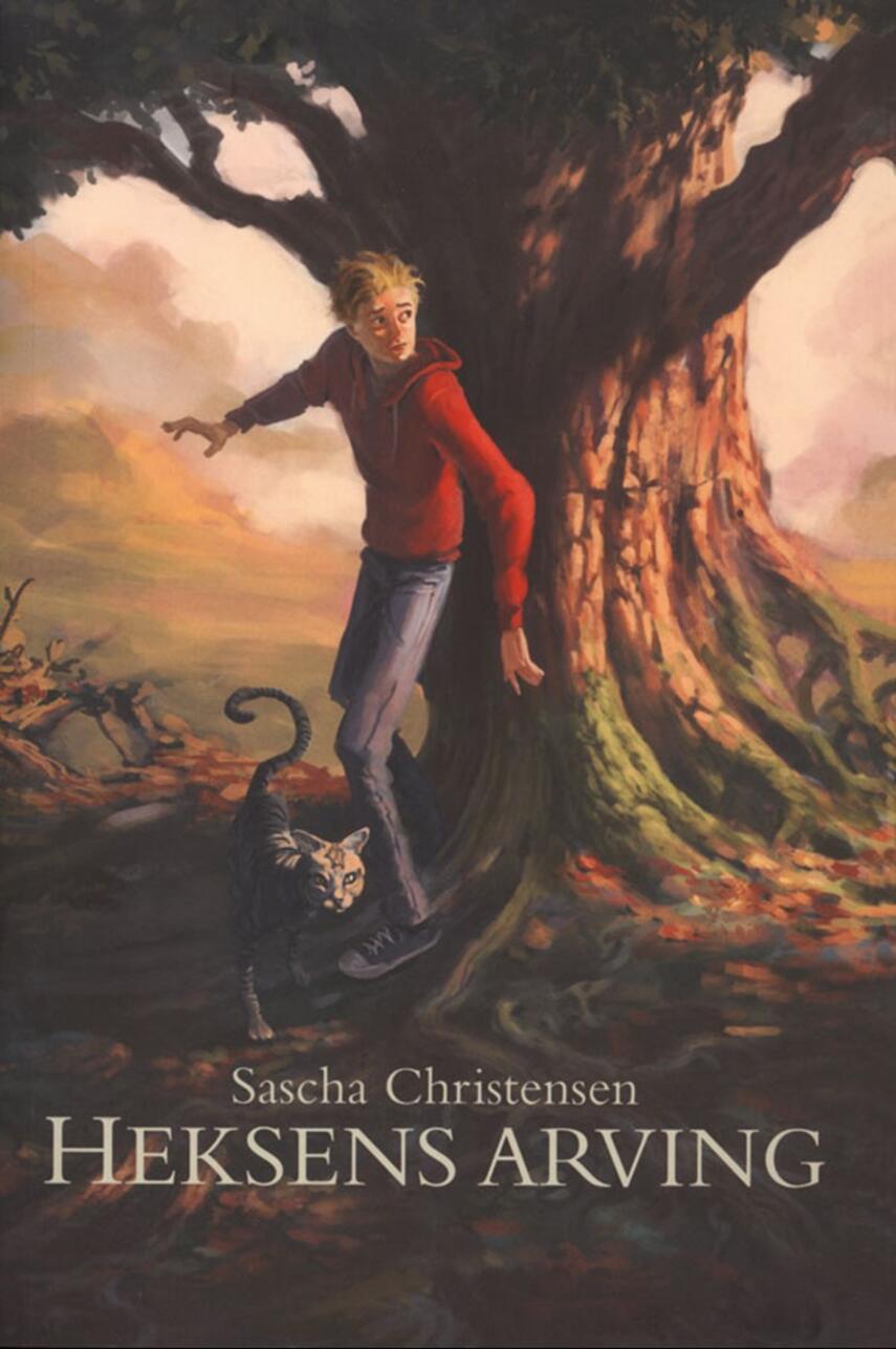 Sascha Christensen: Heksens arving