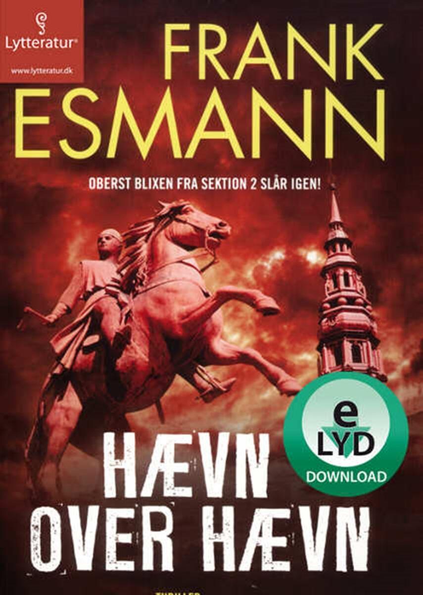 Frank Esmann: Hævn over hævn : thriller