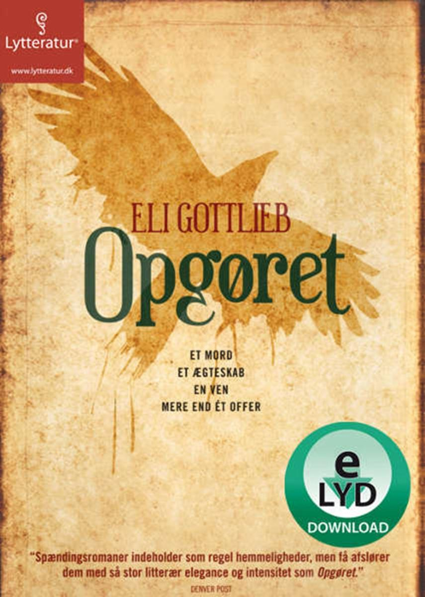 Eli Gottlieb: Opgøret