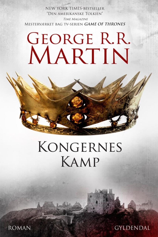 George R. R. Martin: Kongernes kamp : roman