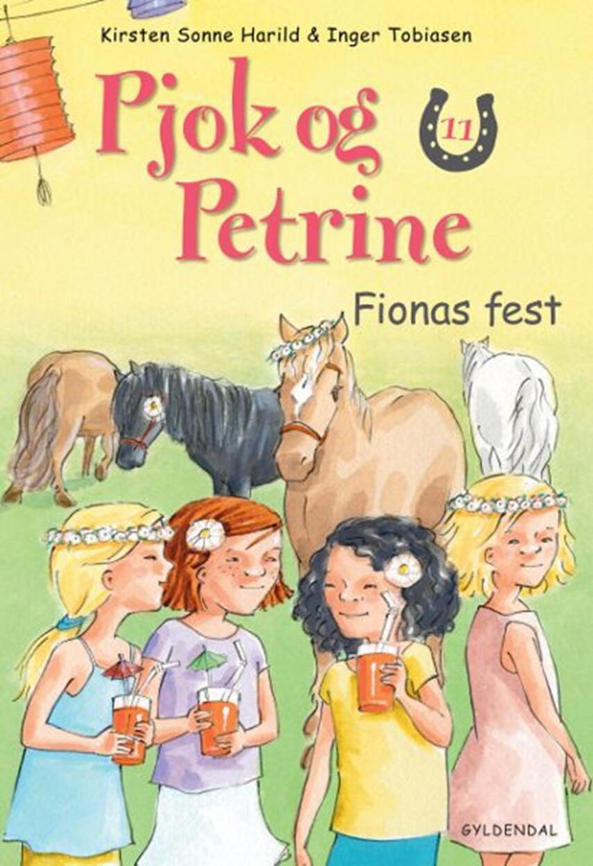Kirsten Sonne Harild: Fionas fest