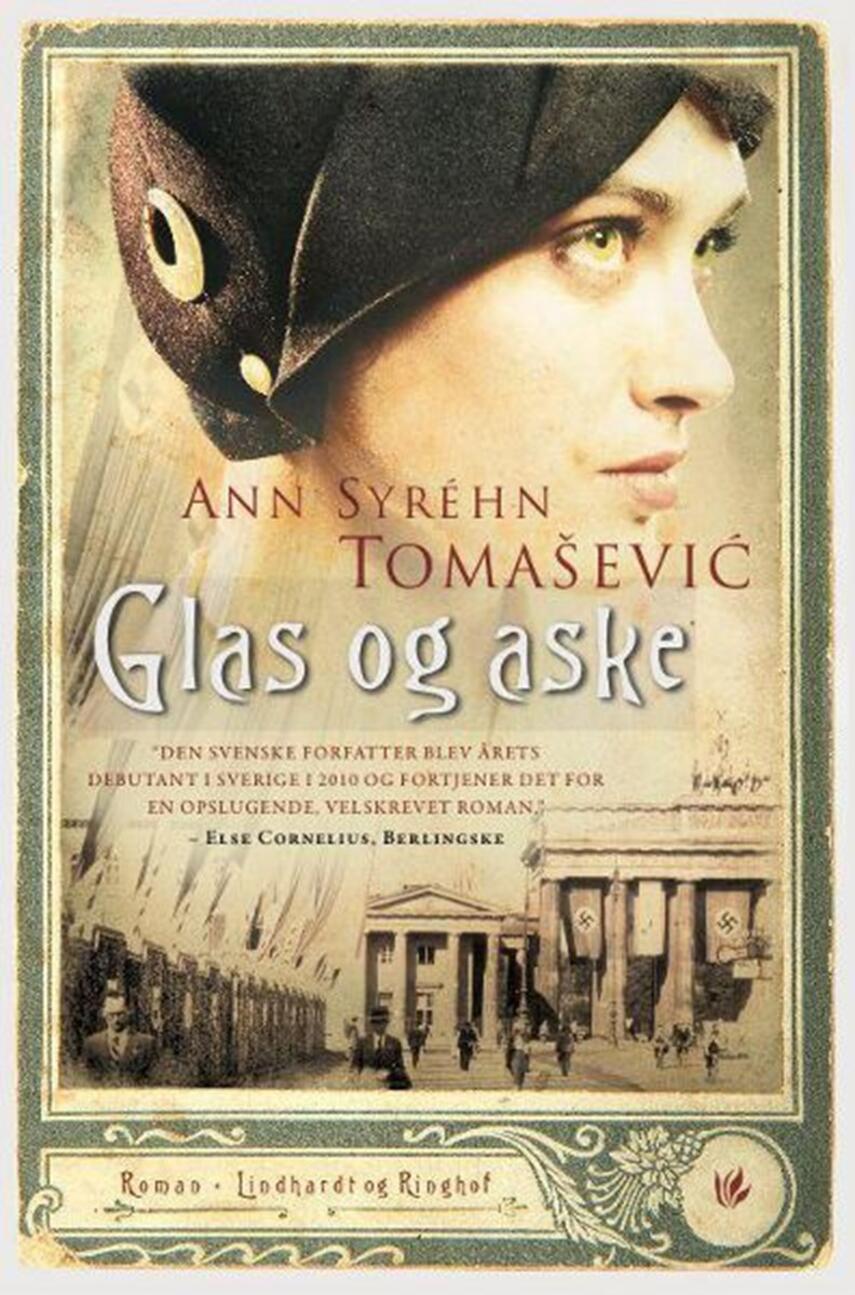 Ann Syréhn Tomašević: Glas og aske : roman