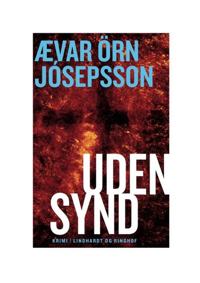 Ævar Örn Jósepsson: Uden synd : krimi