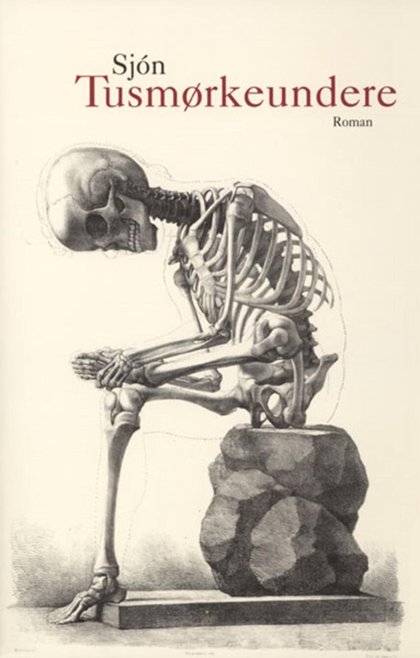 Sjón: Tusmørkeundere : roman