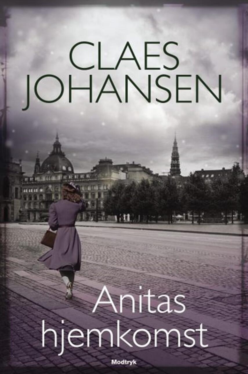 Claes Johansen (f. 1957): Anitas hjemkomst
