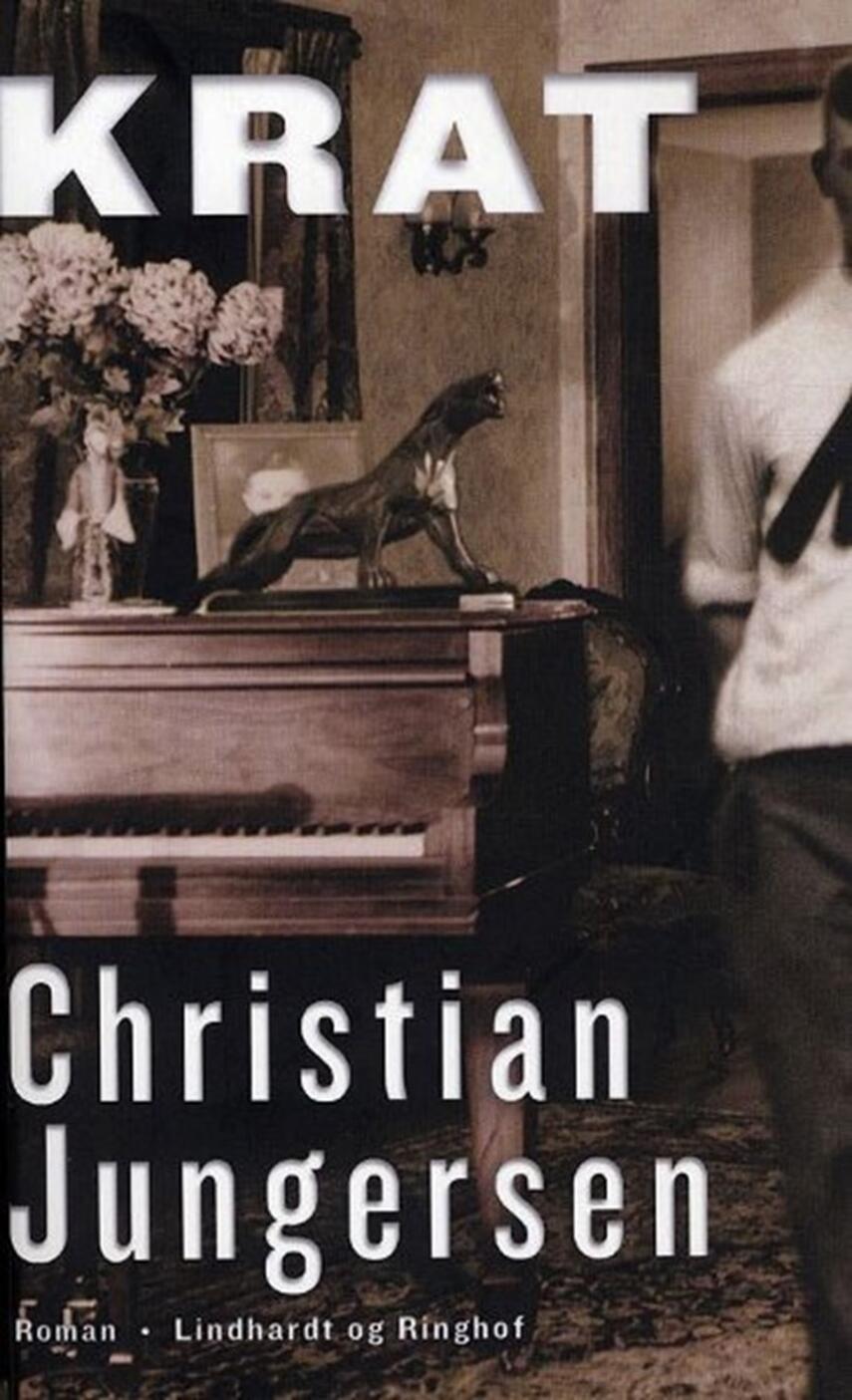 Christian Jungersen: Krat : roman