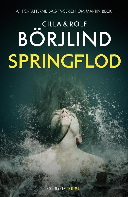 Cilla Börjlind: Springflod : krimi