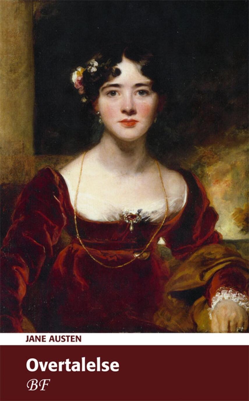 Jane Austen: Overtalelse