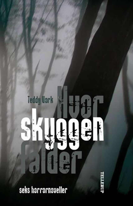 Teddy Vork: Hvor skyggen falder : seks horrornoveller