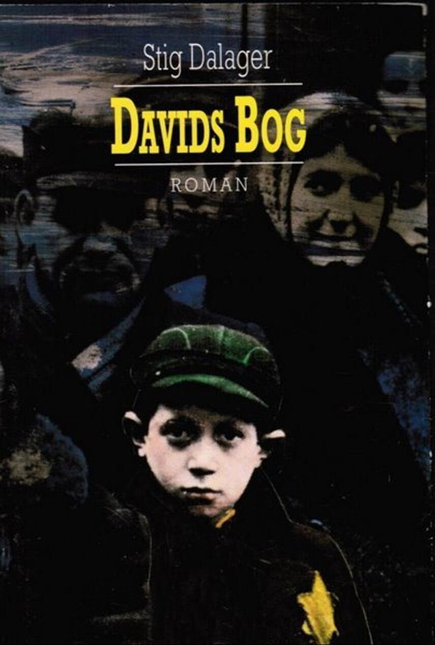 Stig Dalager: Davids bog : roman