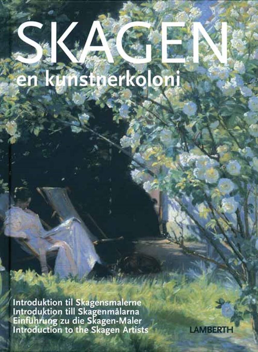 Lena Lamberth: Skagen - en kunstnerkoloni