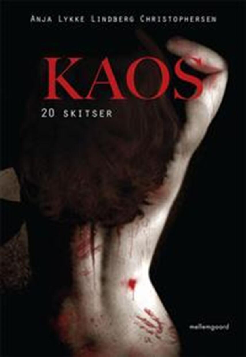 Anja Lykke Lindberg Christophersen: Kaos : 20 skitser