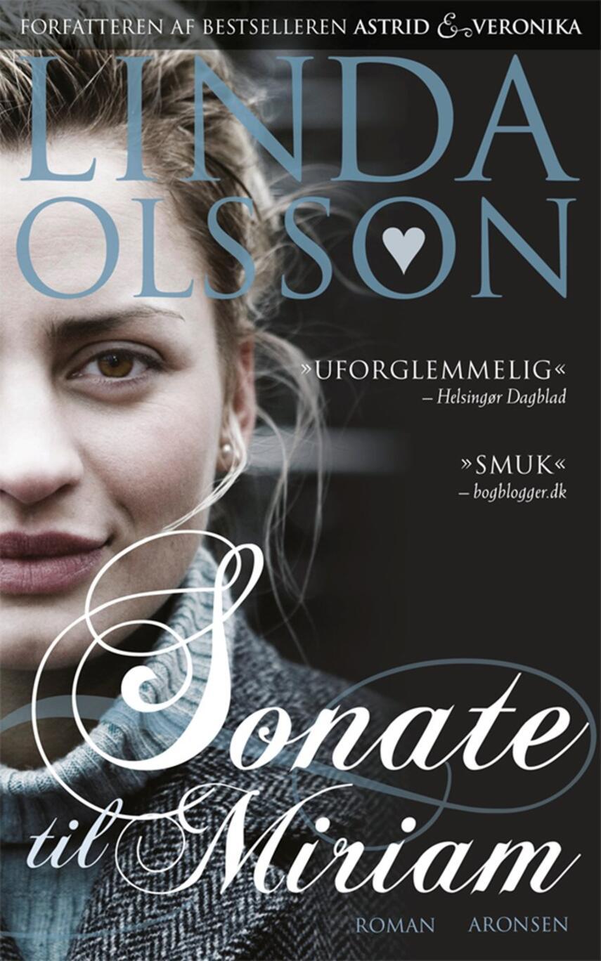 Linda Olsson: Sonate til Miriam : roman