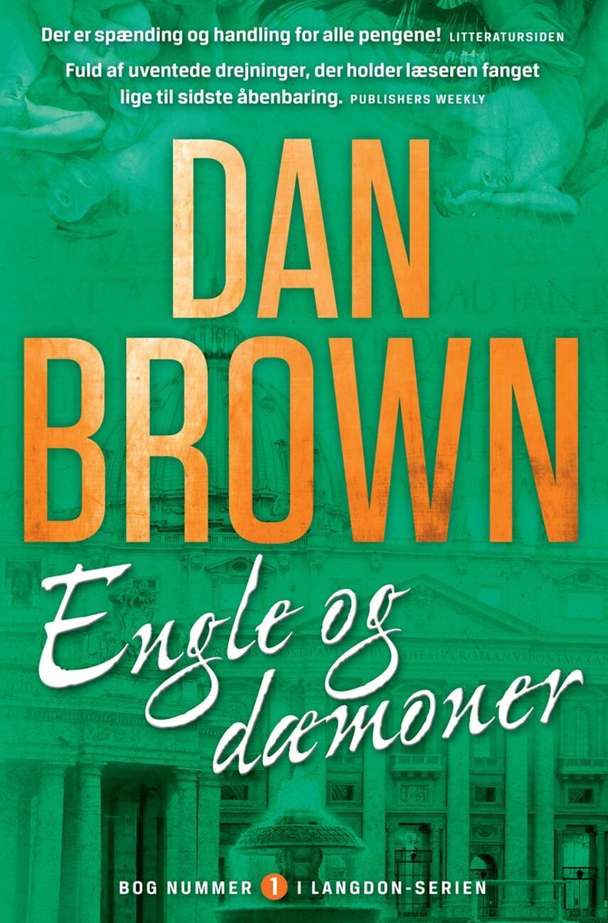 Dan Brown: Engle og dæmoner