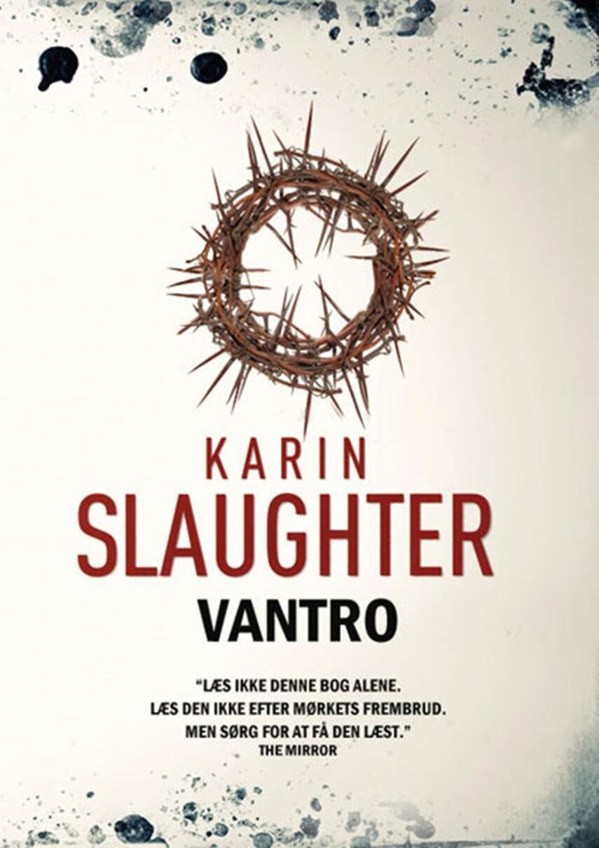 Karin Slaughter: Vantro
