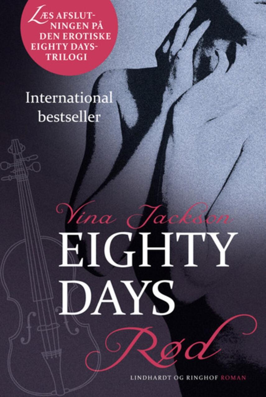 Vina Jackson: Eighty days rød