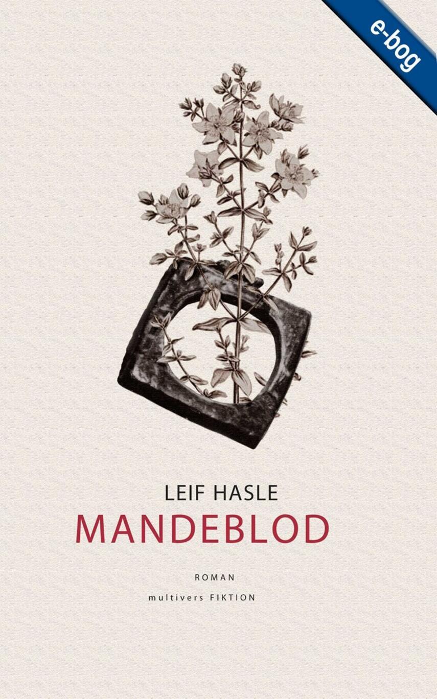 Leif Hasle: Mandeblod : roman