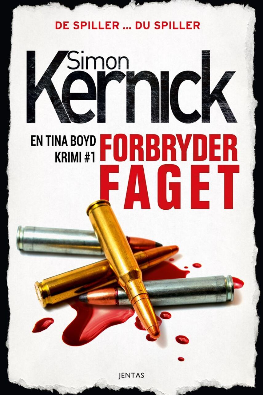 Simon Kernick: Forbryderfaget