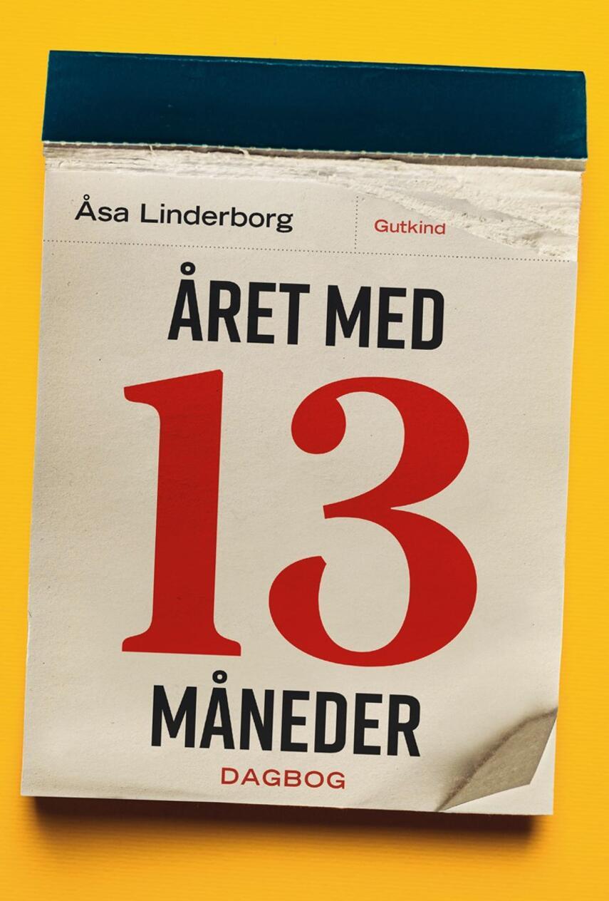Åsa Linderborg: Året med 13 måneder : dagbog