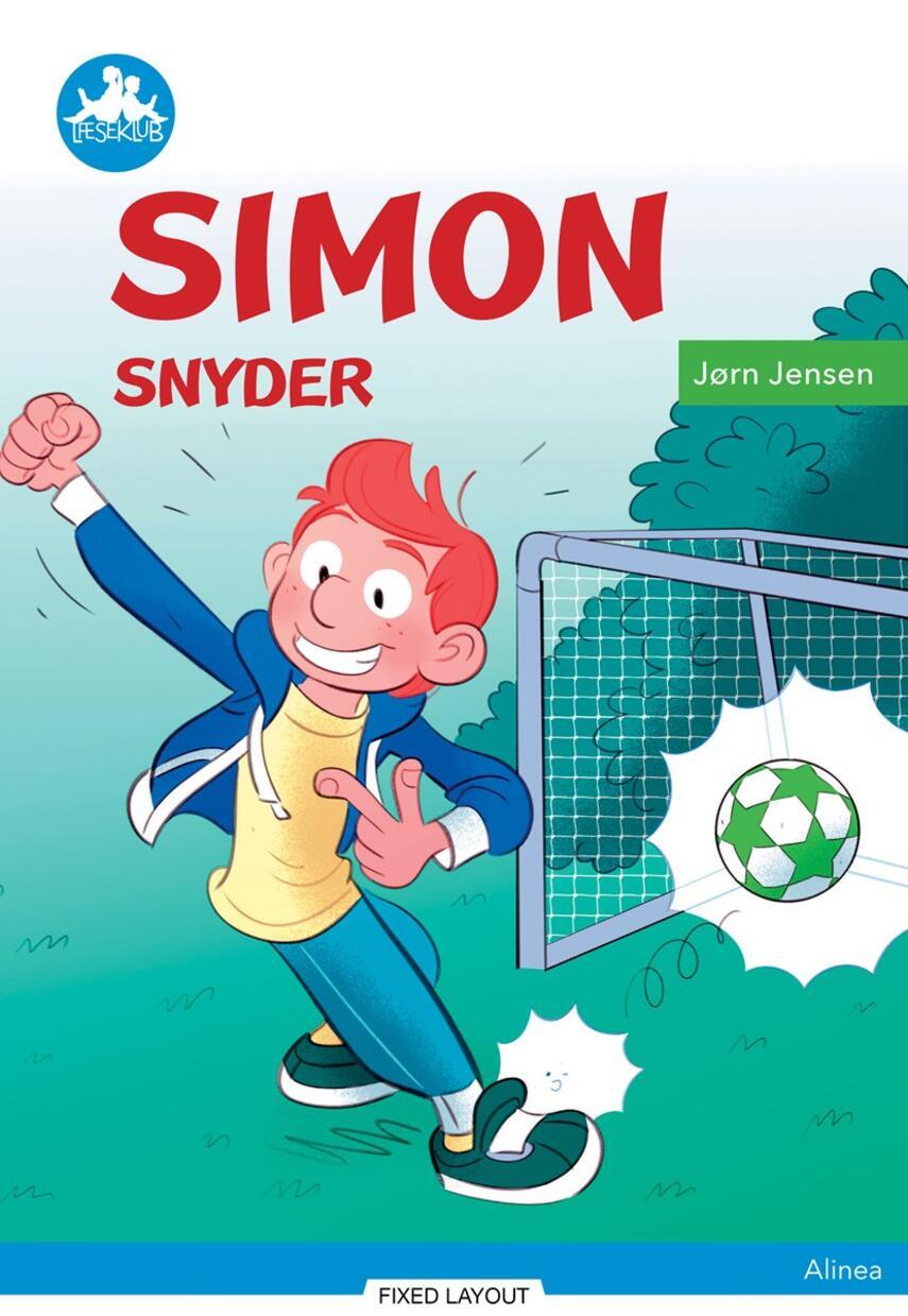 Jørn Jensen (f. 1946): Simon snyder