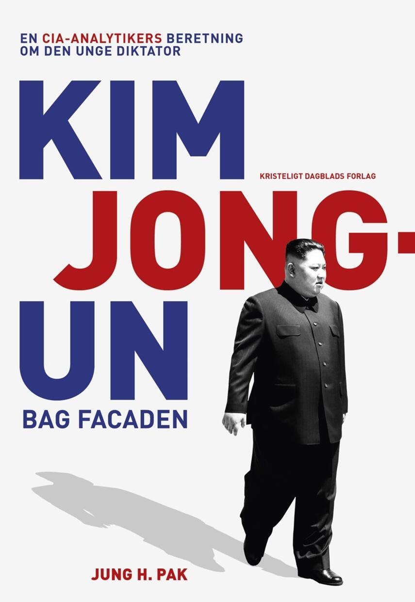 Jung H. Pak: Kim Jong-Un bag facaden