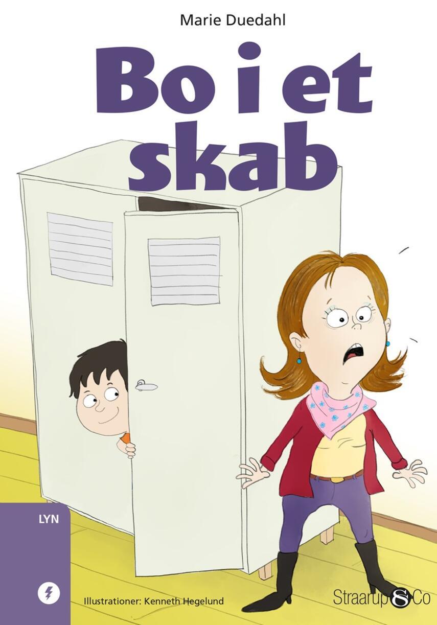 Marie Duedahl: Bo i et skab